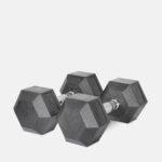 15kg_hexagonal dumbbells_45 pair