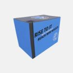 3-WAY FOAM COATED SAFETY PLYO BOX