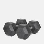 30kg_hexagonal dumbbells_45 pair