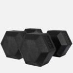 Hexagonal dumbbells_65kg_pair