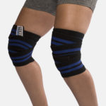 Knee Wrap_In Use