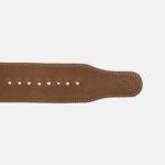 REBEL LeatherBelt (Power Lifting Belt)_Notch Close up