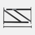 Rebel Wall mounted pull up bar_disasembled