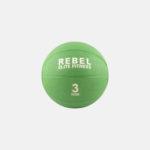 Rubber Medicine Ball_3KG