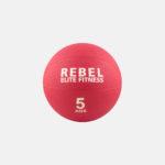 Rubber Medicine Ball_5KG