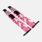 Wrist Wraps_Pink Camo_Flat