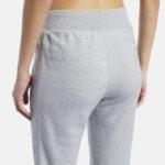 Reebok TE Textured logo pants grey heather_4