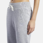 Reebok TE Textured logo pants grey heather_5