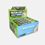 Nutritech protein bar_Coconut granola_Box