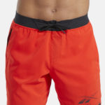 Epic Lightweight Shorts Red_5