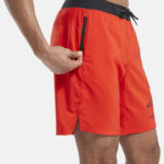 Epic Lightweight Shorts Red_6