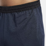 Men's Navy workout ready shorts_4