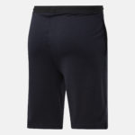 Men's Navy workout ready shorts_7