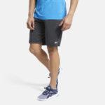Men's Workout Ready Shorts Knit Grey_3