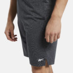 Men's Workout Ready Shorts Knit Grey_6