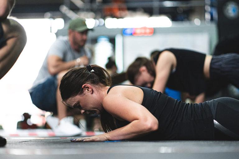 Rebel Elite Fitness on motivation
