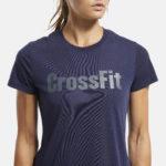 Women's Navy Crossfit Read Tee_6