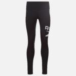 Reebok Women's Cotton Legging Black 1