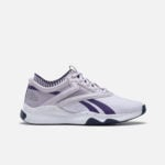 Reebok Women's HIIT Training Shoes Lilac Dark Orchid White 2