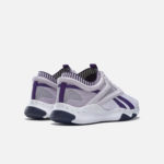 Reebok Women's HIIT Training Shoes Lilac Dark Orchid White 3