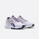 Reebok Women's HIIT Training Shoes Lilac Dark Orchid White 4