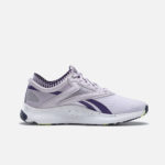Reebok Women's HIIT Training Shoes Lilac Dark Orchid White 8
