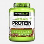 Nutritech 100% Vegan Protein Double Dutch Cocoa 2kg