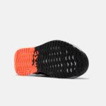 Reebok Men's Nano X1 Grit Grey:Black:Orange bottom