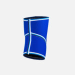 rebel store rehband rx knee sleeve 7mm blue back