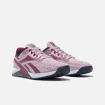 Reebok Women's Nano X1 forrest Berry:Punch Berry: Vector Pair Front