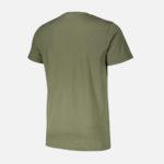 Reebok Men's TE SL Classic Tee Army Green Back