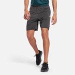 Reebok Men's WOR Mel Knit Shorts Model Front
