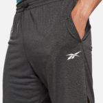 Reebok Men's WOR Mel Knit Shorts Model Side