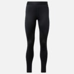 Reebok Women's Workout Ready Comm Tights Night Black Front